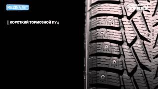 Обзор шины NOKIAN Hakkapeliitta 7(Зимняя шина с шипами NOKIAN Hakkapeliitta 7. Подробные характеристики шины в Rezina.NET (Россия): http://rezina.net/index.php?route=product/search., 2013-10-20T17:31:22.000Z)