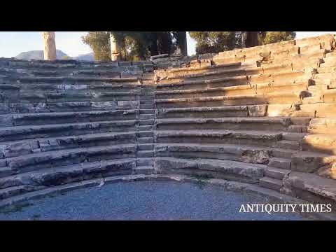 """Gerontikon / Bouleuterion / Senate House"" of Nysa Ancient City on the Maeander"