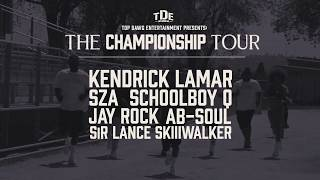 Baixar TDE Presents The Championship Tour 2018