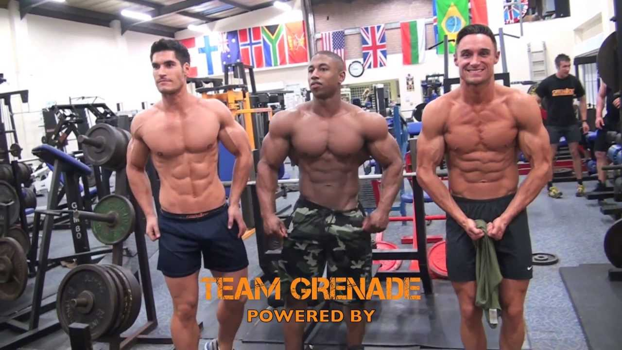 MARINES CHALLENGE - TEAM GRENADE IN BEST EVER SHAPE FOR ...