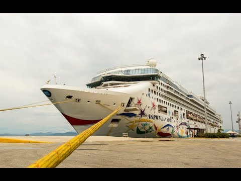Mediterranean Cruise on the Norwegian Star | Day 1