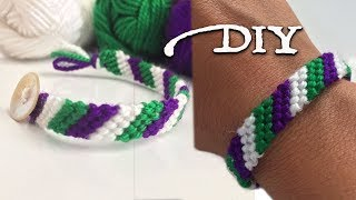 Friendship Bracelets | Easy Tutorial