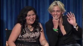 Austin & Ally - Ross Lynch, Laura Marano, Raini Rodriguez on What They'll Miss About the Show