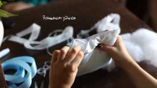Мастер-класс: подушечка для колец | DIY Wedding Ring Pillow