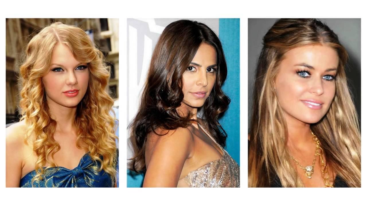 Einfache Frisuren Lange Haare Fashion Trends 2015