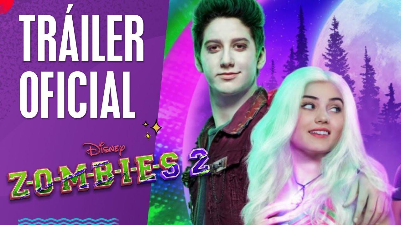 Zombies 2 La Esperada Secuela Llego A Disney Channel Disney Latino