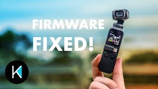 DJI Osmo Pocket - UPDATE!!! Better AF, Audio, and 120fps!