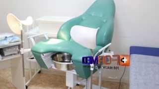 видео Кресло гинекологическое КГМ-4