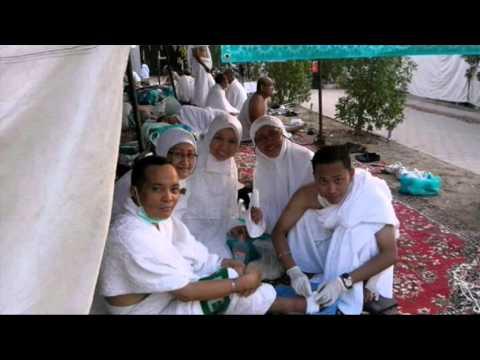 Pergi haji haddad alwi & ashila ( TKHI )