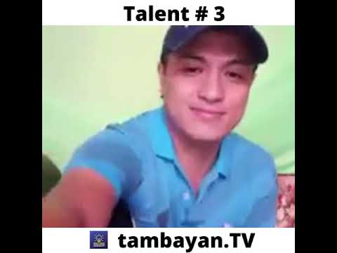 Tambayan TV Got Talent I Dandreb Minong