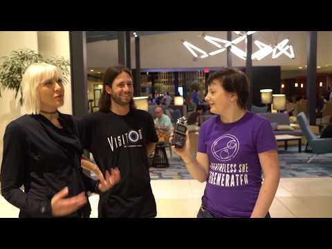 Visitor In Blackwood Grove - GenCon50 Designer Interview