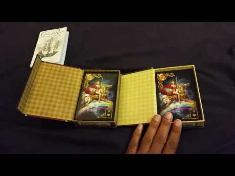 The Gilded Reverie Lenormand Original And New Expanded Edition Unboxed