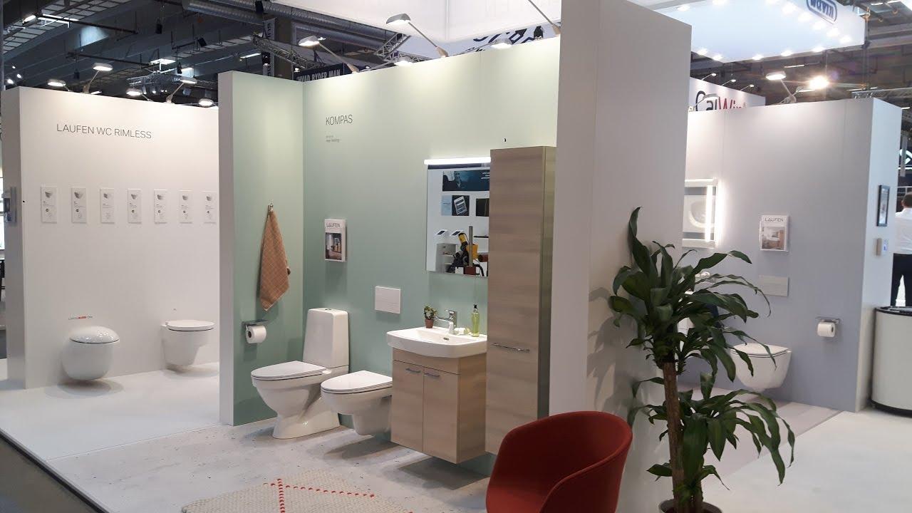 Bathroom innovations for Nordics at VVS 2017, Odense