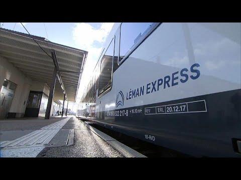 شاهد: أكبر خط إقليمي للقطارات في أوروبا يدخل حيز التشغيل ما بين فرنسا وسويسرا …  - نشر قبل 4 ساعة