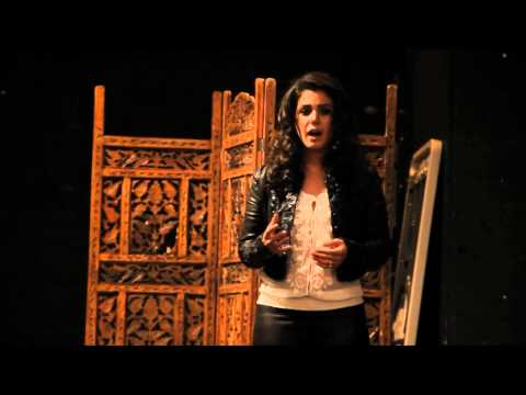 TEDxTbilisi - Katie Melua - There's no difference between becoming famous and a hot bubble bath