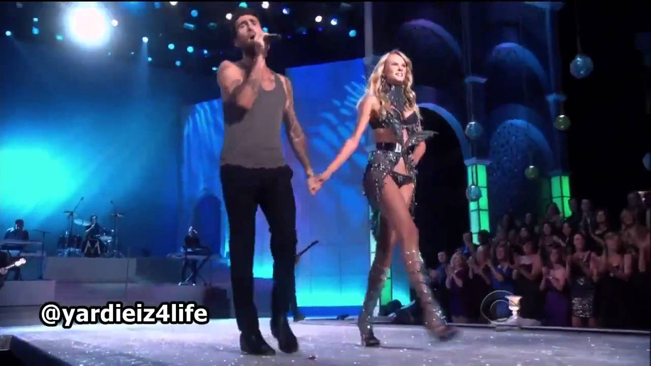 Maroon 5 Moves Like Jagger Victoria 39 S Secret Fashion Show Live 123vid