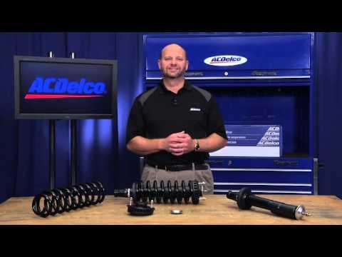 Struts: Professional ReadyStruts | ACDelco