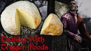 trigger foods ways to avoid binge eating feat prince sheogorath