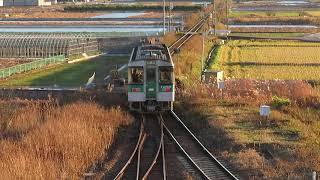 鳴門線1200形 池谷駅発車 JR Shikoku Naruto Line 1200 series DMU