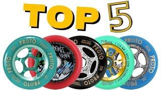 TOP 5 BEST PRO SCOOTER WHEELS