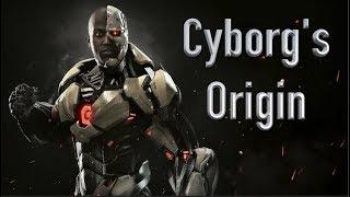 Cyborg's Origin