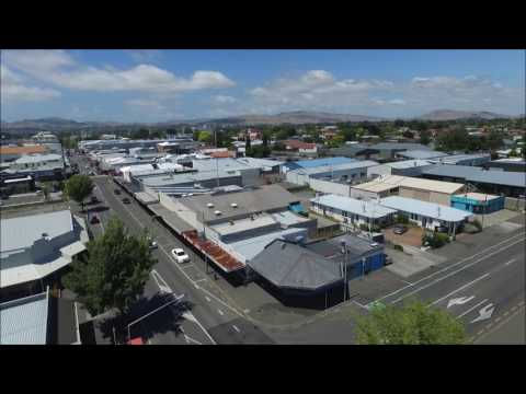 NEW DRONE NEW ZEALAND, HASTINGS 2nd flight