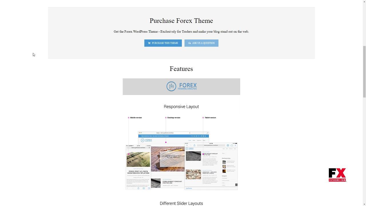 forexn – WordPress theme   blogger.com