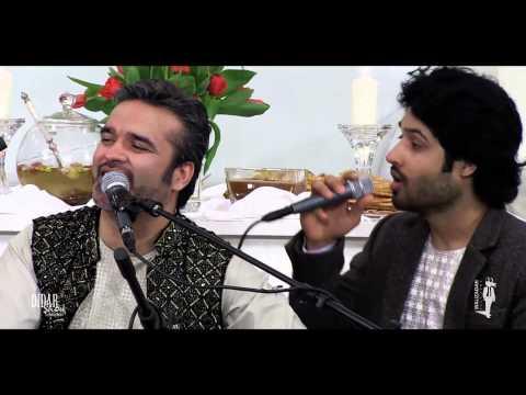 Farhad Shams & Homayoun Anagar - PASHTO SONG   DIDARSHOW BY WAKILA WAHID