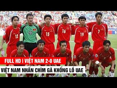 FULL HD | VIỆT NAM 2-0 UAE | Việt Nam Hạ Nhục Gã Khổng Lồ UAE Làm Chấn động Châu Á | Khán Đài Online