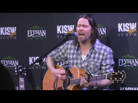 Myles Kennedy - Year Of The Tiger (Acoustic KISW Rock 99.9 FM)