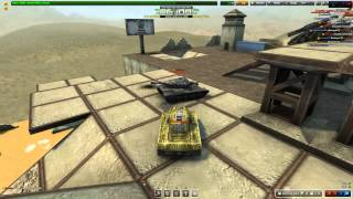 tanki online isida m1 and hornet m0