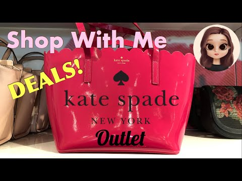 Kate Spade Outlet Shop With Me New Spring Items FEB '19