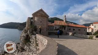 Будва Черногория видео 1 ноября 2019 года