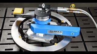 Станок для обработки фланцев FF5300 CLIMAX (США)
