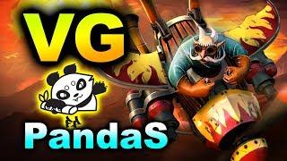 VICI GAMING vs PANDAS - WINNER BRACKET - MDL Chengdu MAJOR DOTA 2