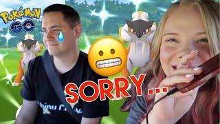 I STOLE THE SHINIES! Raikou Raid Day Pokémon Go Vlog! Feat. Tslayers