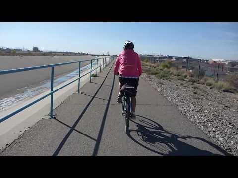 Albuquerque Canal Path
