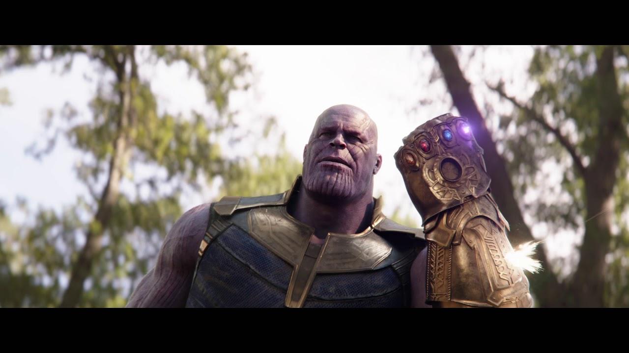Avengers : Infinity War - Reportage : La création de Thanos