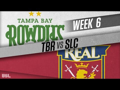 Tampa Bay Rowdies vs Real Monarchs SLC: April 21, 2018