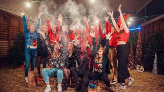 Christmas Medley - 27 On The Road (De Warmste Week 2019)
