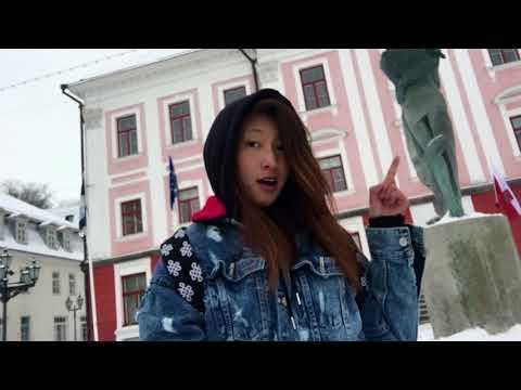 Travel Vlog# Trip to Tartu #Estonia 🇪🇪