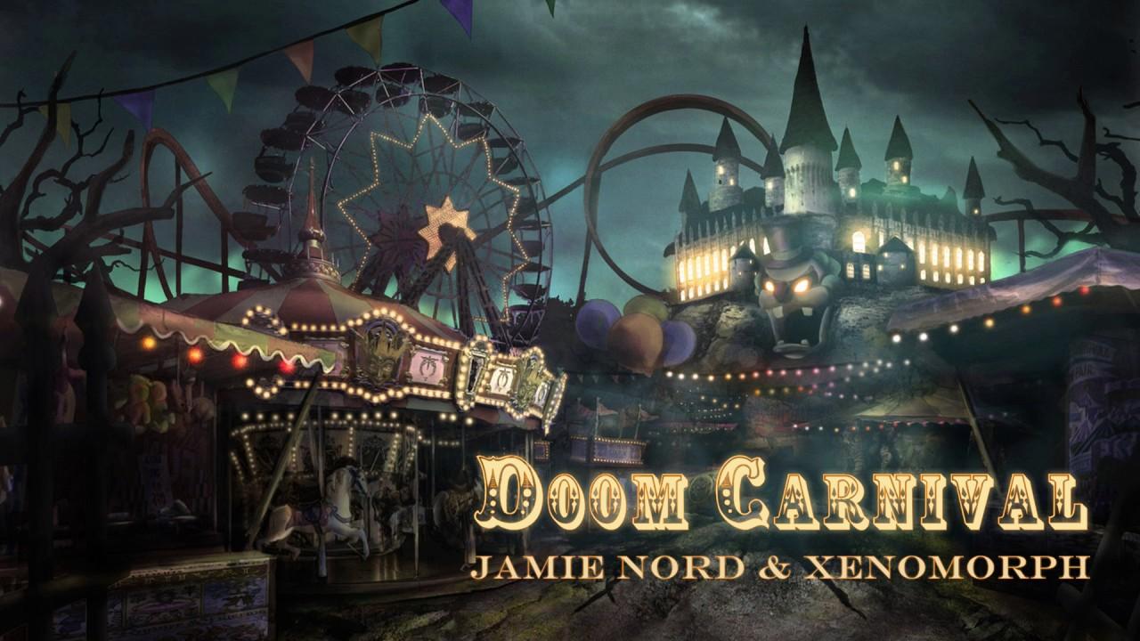 Anime Horror Wallpaper Evil Circus Music Doom Carnival Youtube