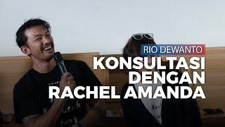 Rio Dewanto Konsultasi ke Rachel Amanda Mainkan Angkasa di Film NKCTHI