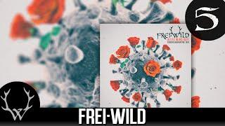 Frei.Wild - Hier rein da raus Freigeist 'Corona Quarantäne Tape' Album
