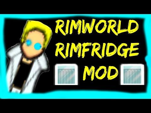 Rimworld Mod Guide: Rimfridge Mod! Rimworld Mod Showcase