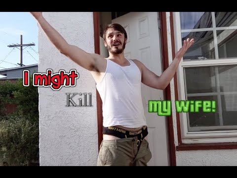 When your neighbor admits he killed his wife!