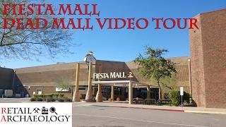 Fiesta Mall: Dead Mall Complete Video Tour - Dead Mall Documentary
