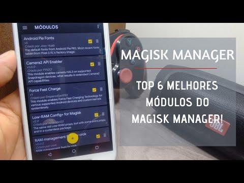 TOP 6 MÓDULOS DO MAGISK MANAGER v17 1 OU v17 2 (BETA) | PARTE 2°