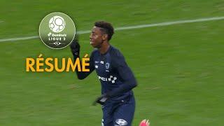 Paris FC - AC Ajaccio (2-1)  - Résumé - (PFC - ACA) / 2017-18