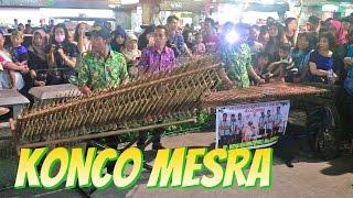Download lagu KONCO MESRA Angklung Malioboro RAJAWALI Lihat Lebih Dekat MP3